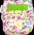 NEW! Ecopipo Onesize Pocket Nappy V2: Sundae Fun