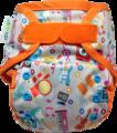 NEW! Ecopipo Onesize Wrap: Little Rocker