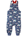 55% OFF! Frugi Topsy Turvy Dungaree: Snowscape  0-3m