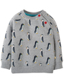40% OFF! Frugi Cosy Jumper: Penguin Dash