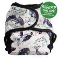 Best Bottoms Bigger Nappy Shell: Celestial Sea