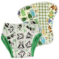 NEW! Best Bottom Potty Training Kit: Playful Panda