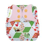 NEW! Bumgenius Freetime: Patchwork