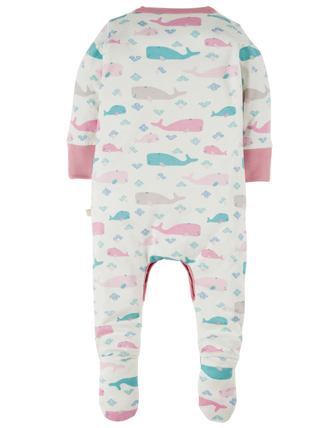 6706ff4ab 50% OFF! Frugi Darling Babygrow  Little Whale