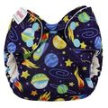 NEW! Blueberry Organic Newborn Simplex: Space