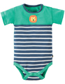 50% OFF! Frugi Percy Panelled Body: Lion  0-3m