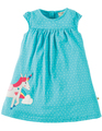 50% OFF! Frugi Little Lola Dress: Unicorn