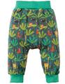 50% OFF! Frugi Parsnip Pants: Jungle Safari  0-3m