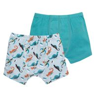 55% OFF! Grovia Underwear Pack of 2: Dinosaurs
