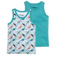 55% OFF! Grovia Tank Tops Pack of 2: Dinosaurs