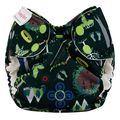 NEW! Blueberry Newborn Simplex Cotton Birdseye: Precious