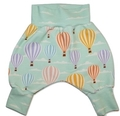 30% OFF! 0-3m Harem Pants: Hot Air Balloons