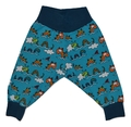 3-6m Cuff Pants: Nessie