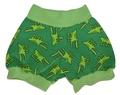 12-18m Shorts: Crocodiles