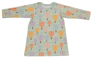 12-18m Tshirt Dress: Up Up and Away