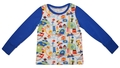12-18m Long Sleeved Tshirt: Traffic