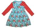 18-24m Playdress: Gnomeworld