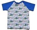 3-4yrs Dragon Raglan Tshirt