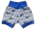 3-4yrs Dragon Cuff Shorts
