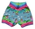 12-18m Princess Cuff Shorts