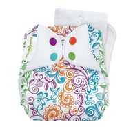 NEW! Bumgenius 5.0 Onesize Pocket Nappy: Lovelace