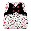NEW! Bumgenius Flip Onesize Nappy Wrap: Be Mine