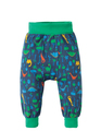 50% OFF! Frugi Parsnip Pants: Jurassic Jungle 3-6