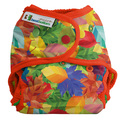 NEW! Best Bottoms Bigger Nappy Shell: Autumn Drive
